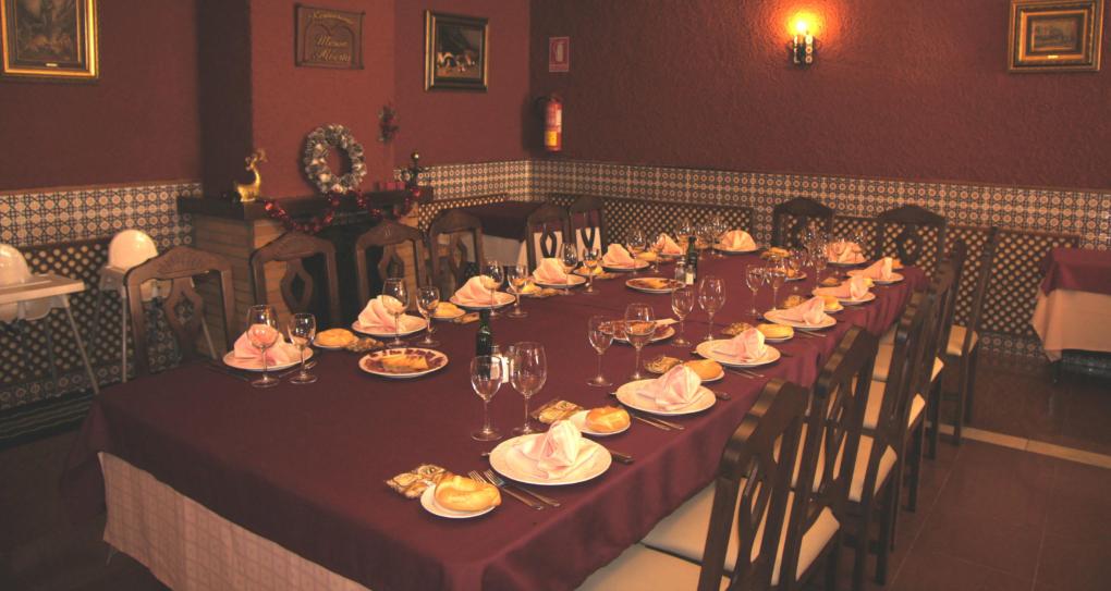 Celebre con nosotros su Comida de Empresa!!!
